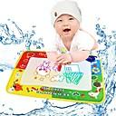 Agua Juguetes dibujo Mat  1 del tablero de dibujo de la pluma / del agua del juego del bebé