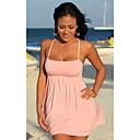 Eurorean estilo del vestido de la playa atractiva de las mujeres de Vivienne