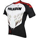 PaladinSport Mens Wings Spring and Summer Style 100% Polyester Short Sleeved Cycling Jersey