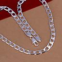 Vilin Womens Silver Necklace