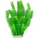 Plastic Fadeless Simulate Plant Decoration Ornament for Aquarium