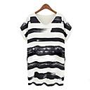 2014 nuevo diseño de moda de estilo casual camisa de algodón del hielo vestido de las mujeres
