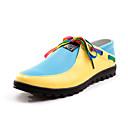 Boda de tacón Zapatos planos Comfort Boat hombres del cuero (más colores)