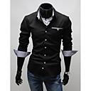 City Mens Casual Basic Fashion Soft Shirt