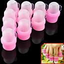 10PCS del polaco del gel de goma Extracción Kits de uñas dediles