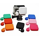 Protective Silicone Lens Cover for GoPro Hero 3