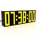 Kosda Chihai  Indoor Kitchen Living Room School cuenta atrás del reloj Snooze Hora Fecha pared Reloj de escritorio