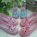 Algodón de la Mujer con el patrón de conejo Pisos Danza Yoga Shoes (más colores)