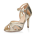 Women's Stiletto Heel Peep Toe Sandals Shoes