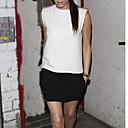 Zoey Womens Classic Sleeveless Elegant Mini Dress