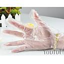 100 pcs guantes desechables
