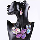 Womens Sexy Multicolor Alloy (EarringsNecklaces) Jewelry Sets