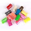 Juguetes de plastilina 14 Handmade color (colores aleatorios)