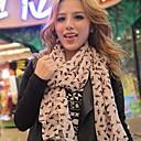 Ms. 2014 New Winter Long Scarf Korean Velvet Chiffon Scarves Shawls Kitty