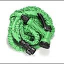 25FTHose con válvula de agua verde Pipe arma de agua del jardín del aerosol del arma Con conector de la UE