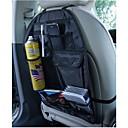 asiento trasero del coche de la silla del asiento de múltiples bolsa de almacenamiento automático de almacenamiento de bolsillo coche funda protectora