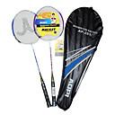 AOPI Ferroalloy 2 Pcs Split Type Aluminum Alloy Badminton Racket