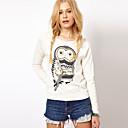 búho de la moda patrón de suéter de las mujeres southstore 8134