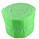 alta calidad del algodón de doble filtro para acuario pecera 6m limpieza por pieza