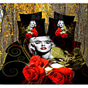 ailianna 4 pieza amante 3d conjunto edredón de impresión