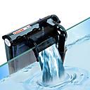 2W de alta calidad bajo de energía Mini mural filtro de acuario