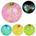 cintas de colores, además de la bola de cristal de pescado (color al azar)
