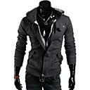 kalo-simple-casual-hoodie-coatblack