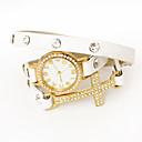 atrevería reloj de cadena u de las mujeres diamantino envuelto