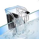 3W 120L / H de la energía baja de pared filtro de acuario