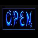 Abrir Luz LED Pool Room Publicidad Ingresar