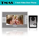 TMAX 7 Inch Color TFT LCD Video Door Phone with 500TVL Night Vision Camera