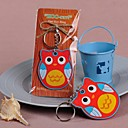 Hoo-Ray!Owl Keychain Favors