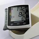 Aoeom  -30 ~ 280mmHg ± 2 pilas AAA 3 mmHg (incluido) de la frecuencia cardíaca y el pulso de medición monitor de presión sanguínea automático