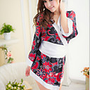 el romance del kimono de la ropa interior de las mujeres Xiaolu