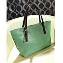 Medanly Womens Korean Fashion Casual Embossing Single-shoulder Adjustavle Oracle Handbag