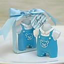 Baby Shower bebé del vestido del bebé En general la vela del cumpleaños (más colores)