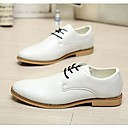 Womens Chunky Heel Round Toe Oxfords Shoes (More Color)