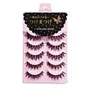 1 Pcs Thick Cross False Eyelash