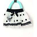 Girls Fashion Cute Dotes Bubble Cake Princess Pleated Skirt