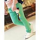 Girls Fashion Joker Lovely Cartoon Girl Leggings
