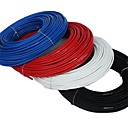 Cycling   Red Black White Blue Brake Line Pipe 0.5M