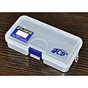 Caja Lure JCB13E Triple-capa Tackle Box (13,8  7,7  3,3 cm)
