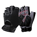 Spakct SGT01 Mens Captain Leather Riding Gloves Short Finger