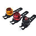 Red Aluminium alloy Cycling Tail Light(Assorted Color)