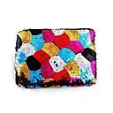 2014 de moda más nuevo de colores Paillette Con Costura multifunción Señora del bolso de mano