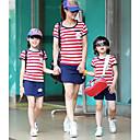 Famili's Stripe Suit(T-ShiftPants) Parentage Clothes