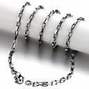 New Cool Fashion Stainless Steel Necklace    for Men(10g)