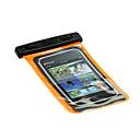 bolso impermeable del teléfono móvil del bingo (negro, blanco, naranja)