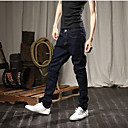 Mens Blue Denim Pant