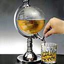 1.5l vino globo vino vertedor dispensador de rack para bar
